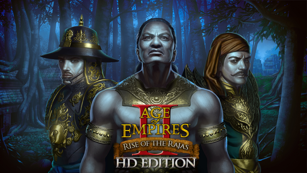 Age of Empires II HD Rise of the Rajas – 01