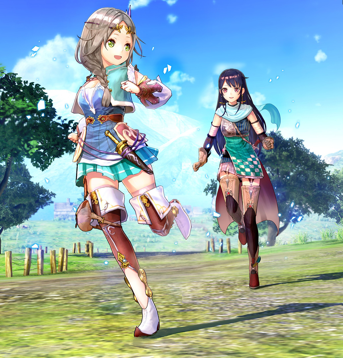 Atelier Firis The Alchemist and the Mysterious Journey (26)