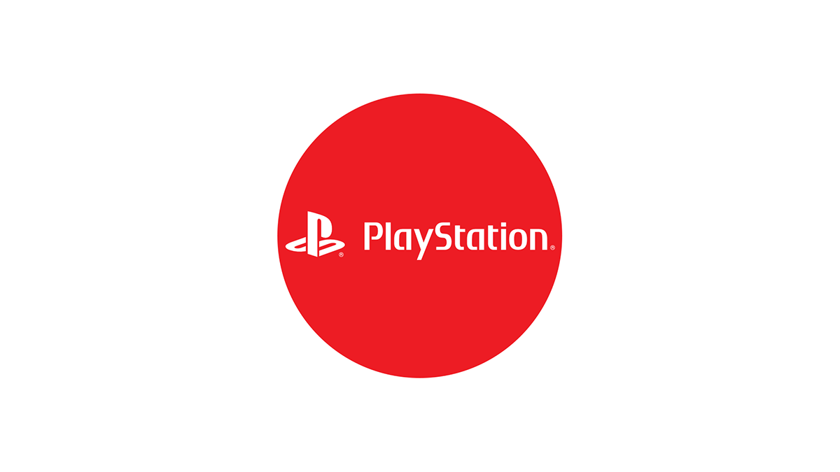 PlayStation Japanese Flag – 02
