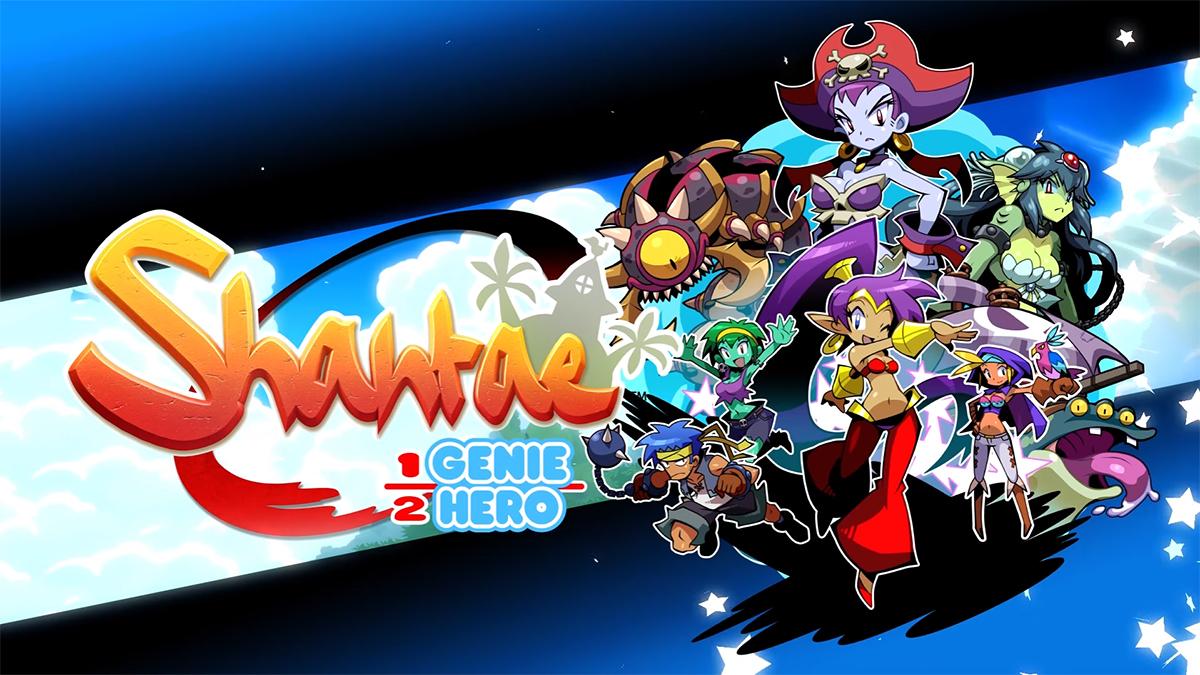 Shantae Half-Genie Hero – 01
