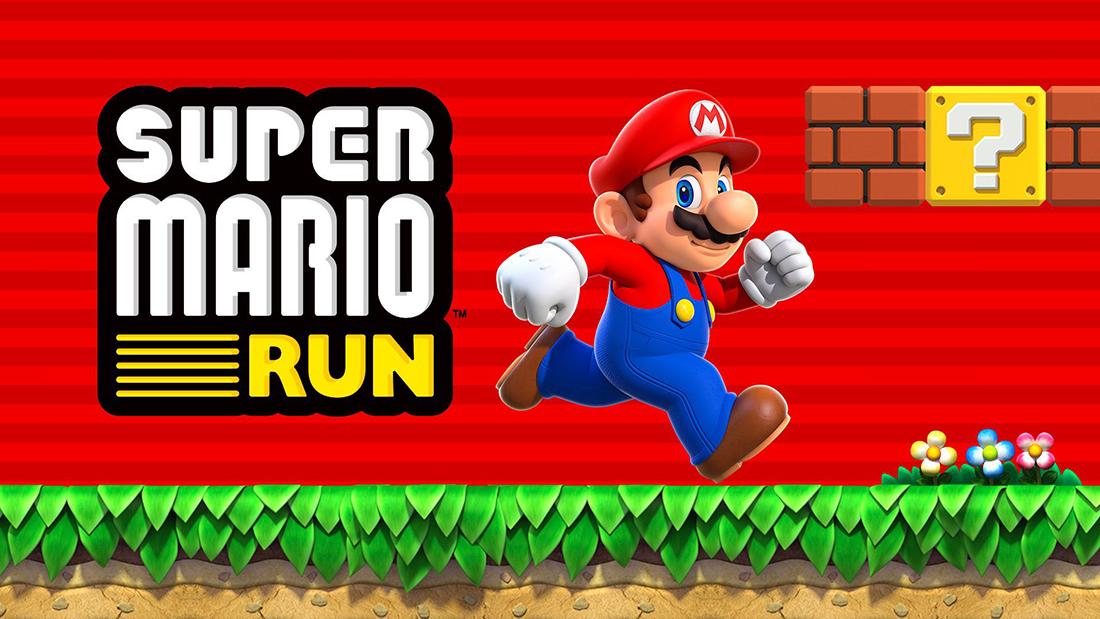 Super Mario Run – 01