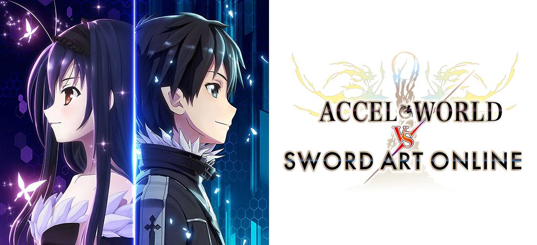 Accel World vs Sword Art Online – 01