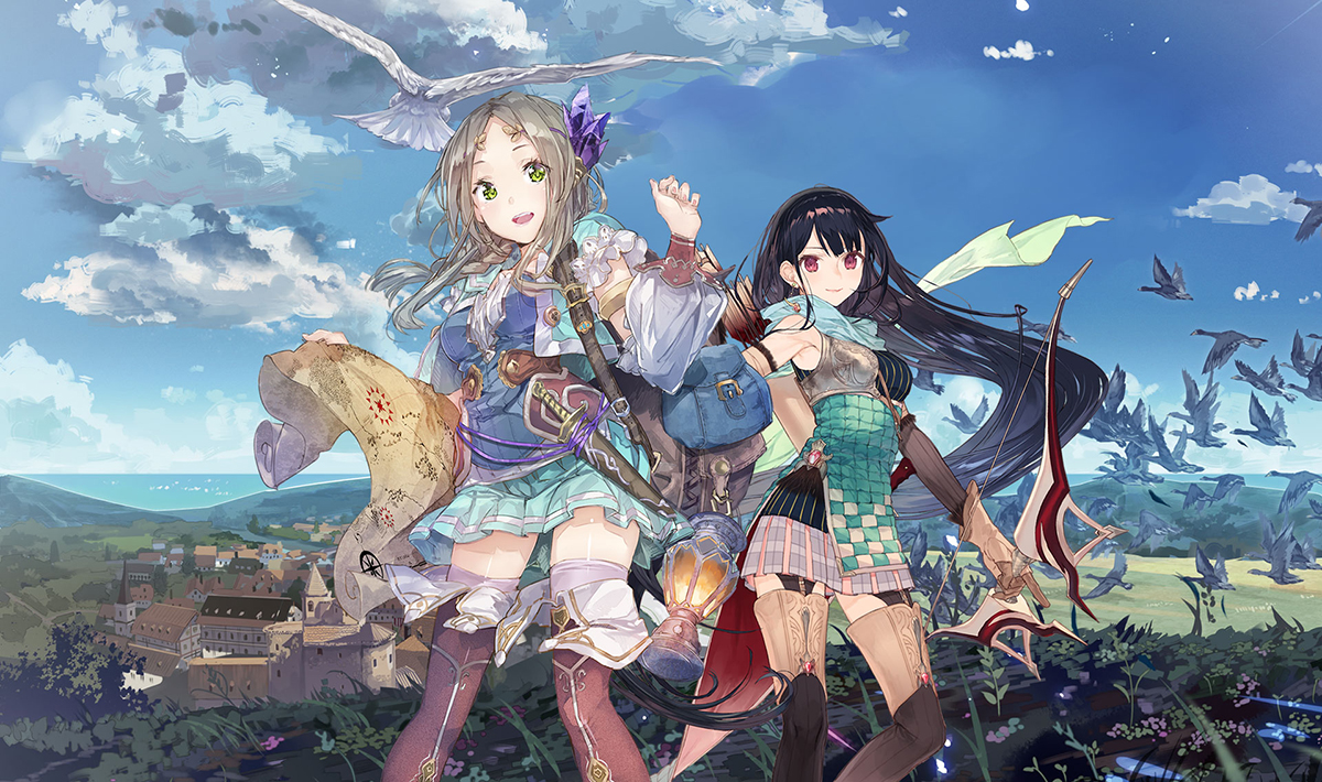 Atelier Firis The Alchemist and the Mysterious Journey – 01