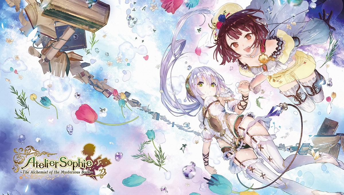 Atelier Sophie The Alchemist of the Mysterious Book – 01