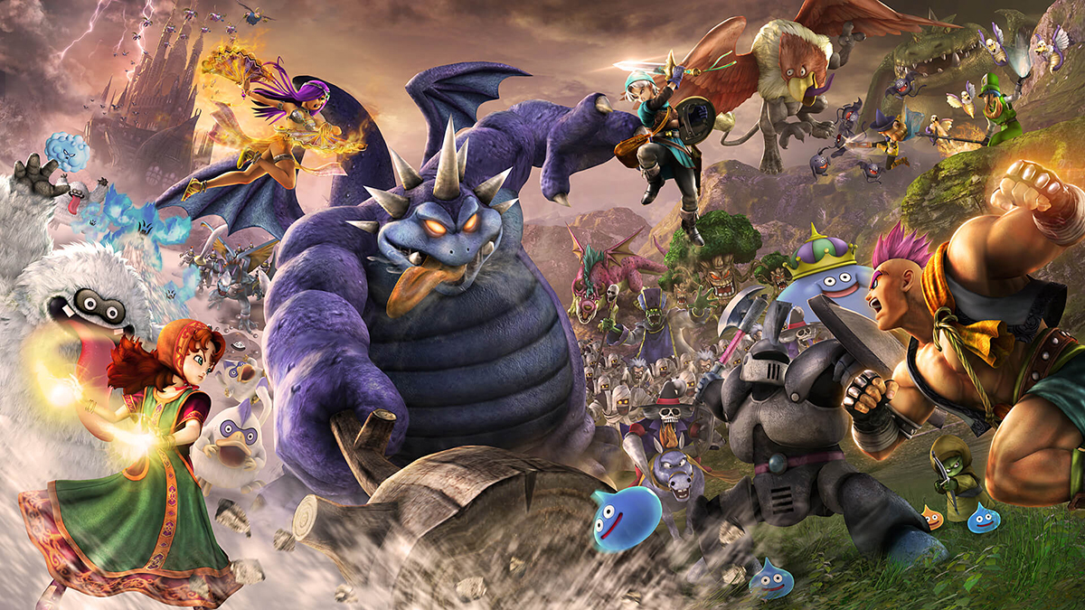 Dragon Quest Heroes – 01