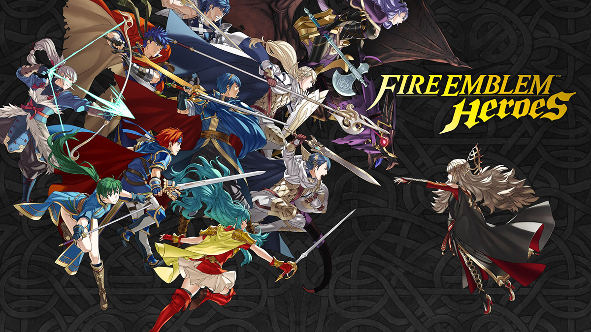 Fire Emblem Heroes – 01