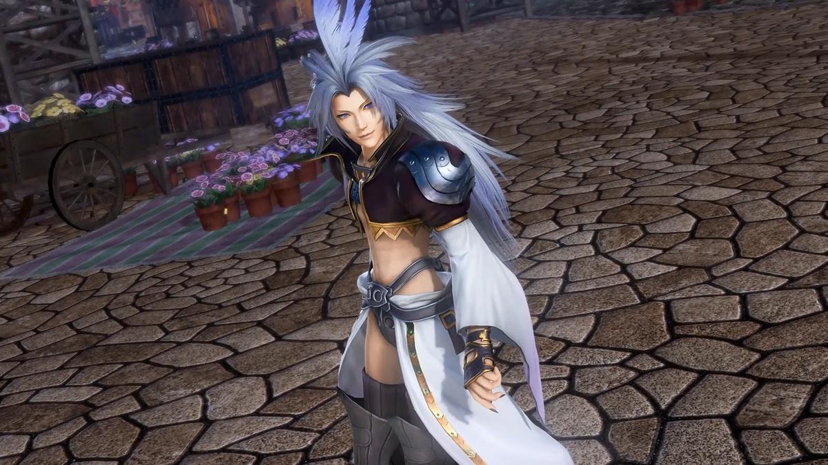 Kuja – Dissidia Final Fantasy – 01