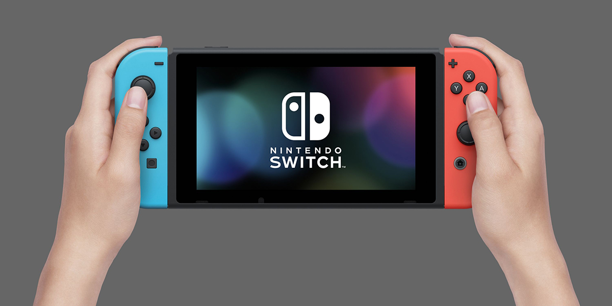 Nintendo Switch – 12