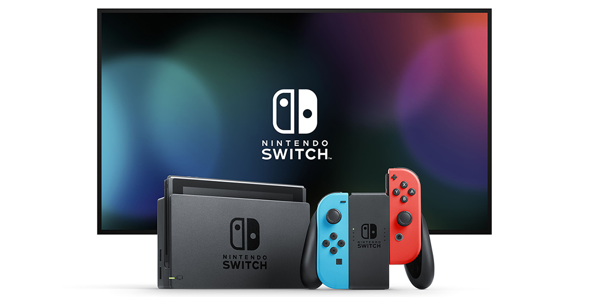 Nintendo Switch – 13