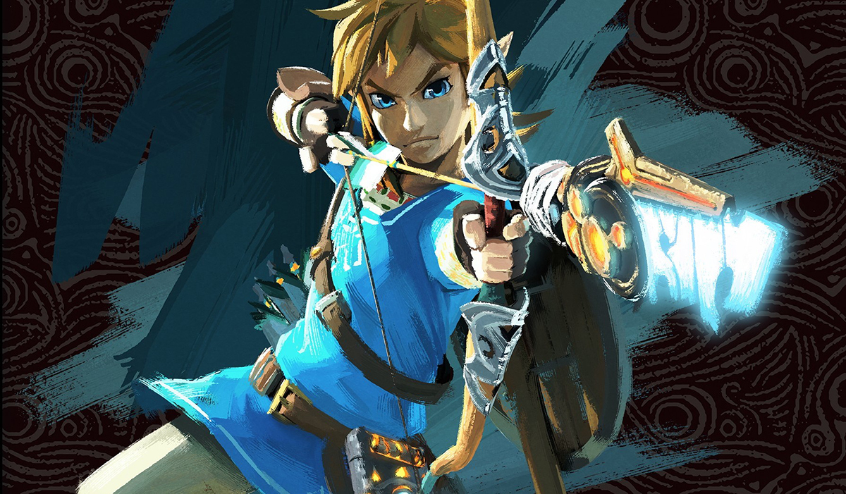 The Legend of Zelda Breath Of The Wild – 01