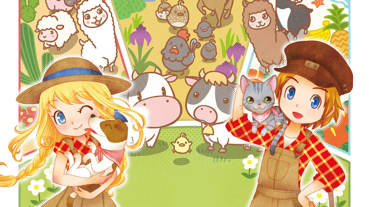 Story of Seasons Trio of Town – 01