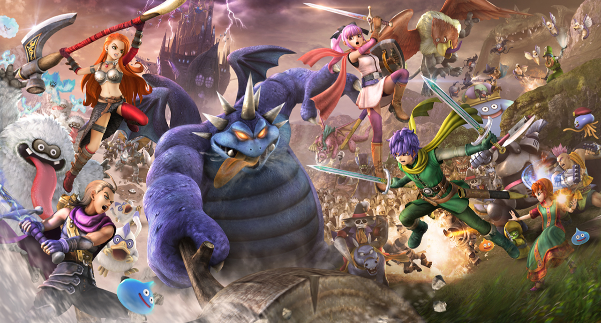 Dragon Quest Heroes II – 01