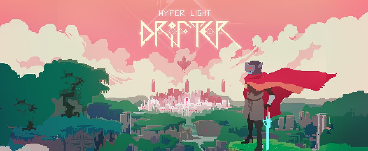 Hyper Light Drifter – 00