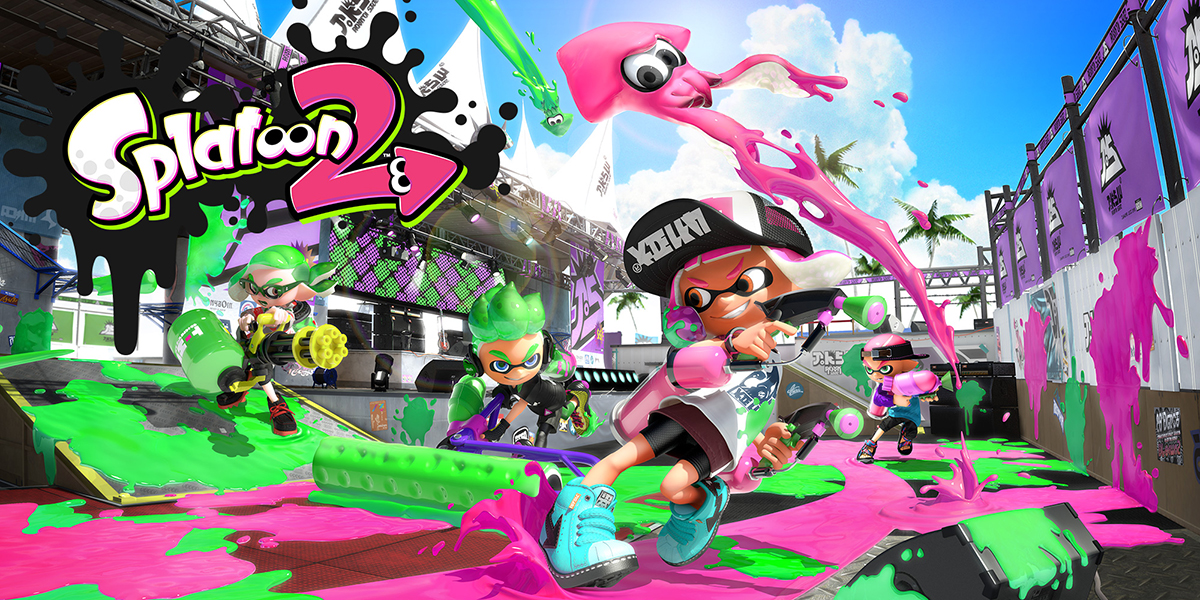Splatoon 2 – 01