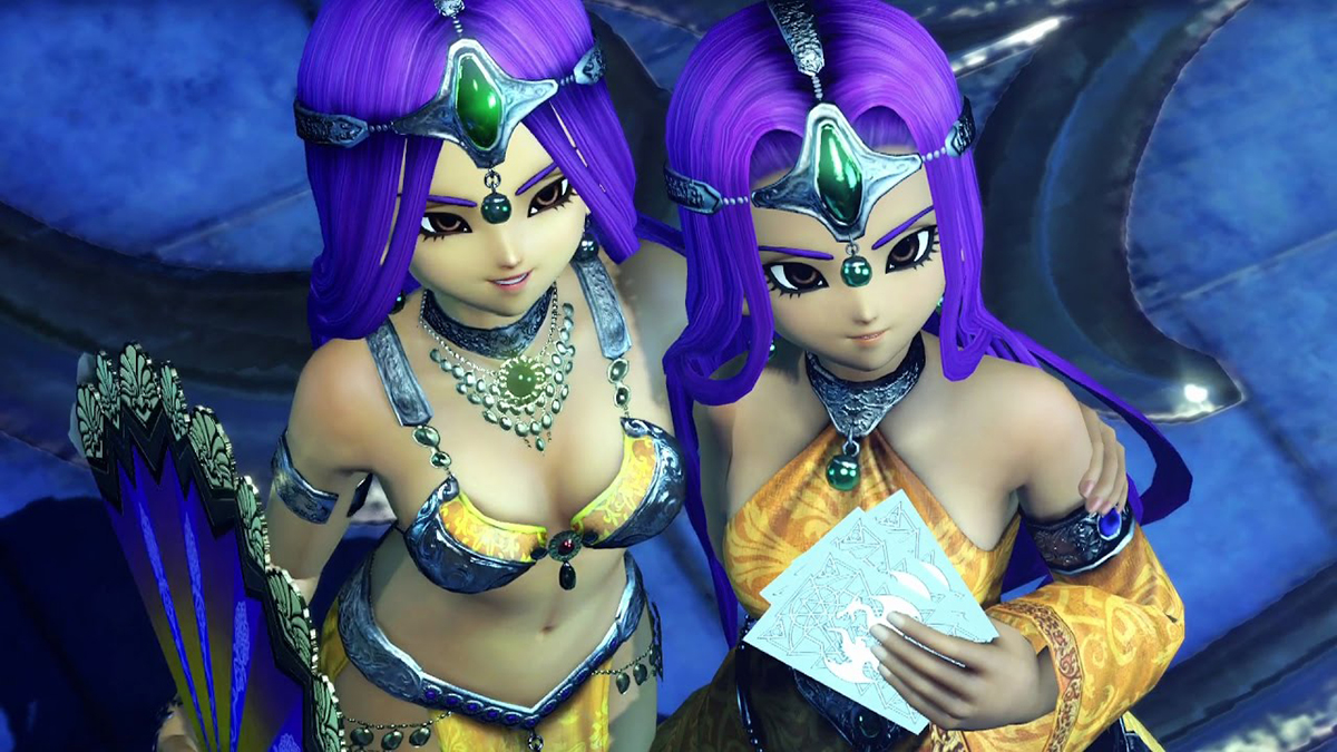 Dragon Quest Heroes II – Meena & Maya