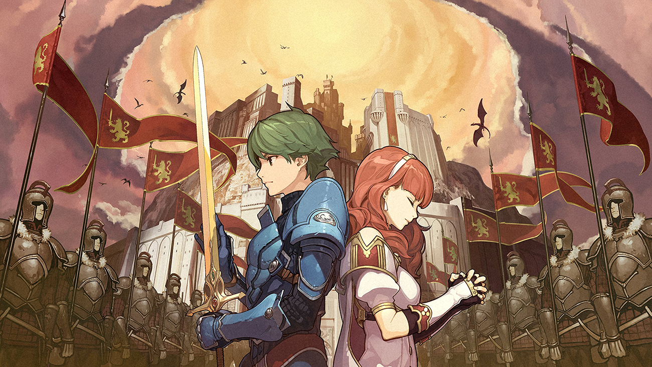 Fire Emblem Echoes Shadows of Valentia – 01