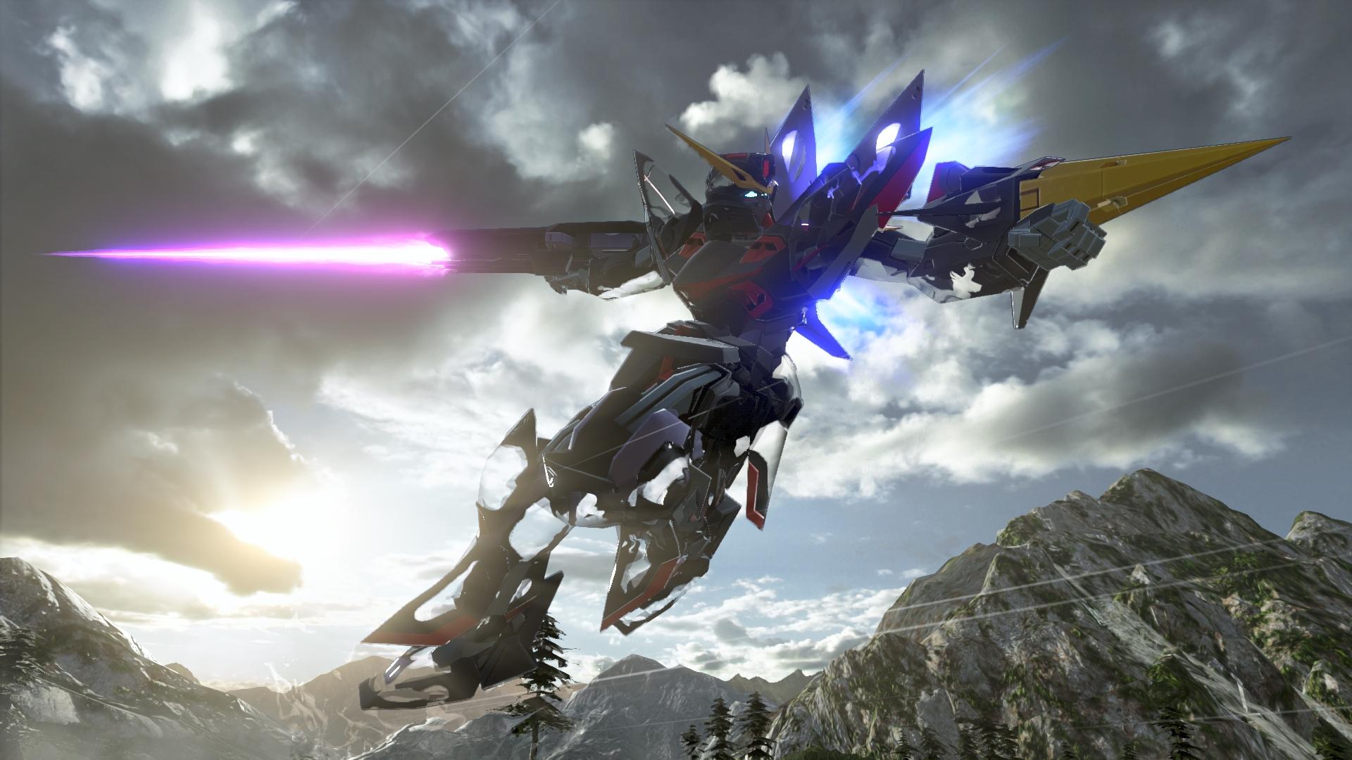 Gundam Versus (4)