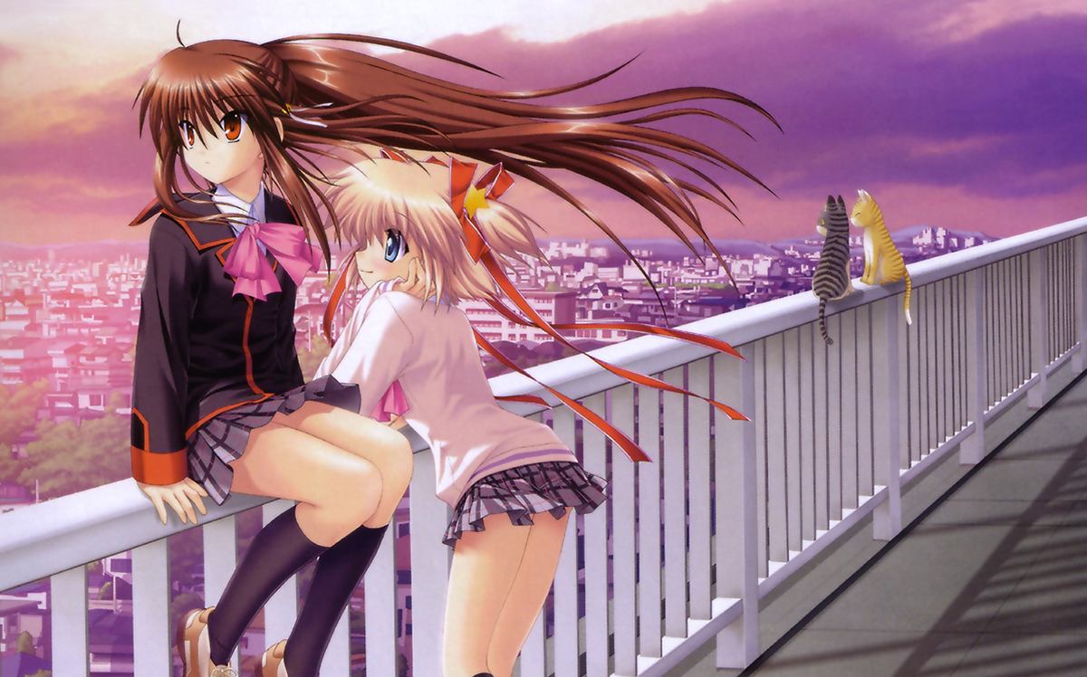 LIttle Busters! – 02