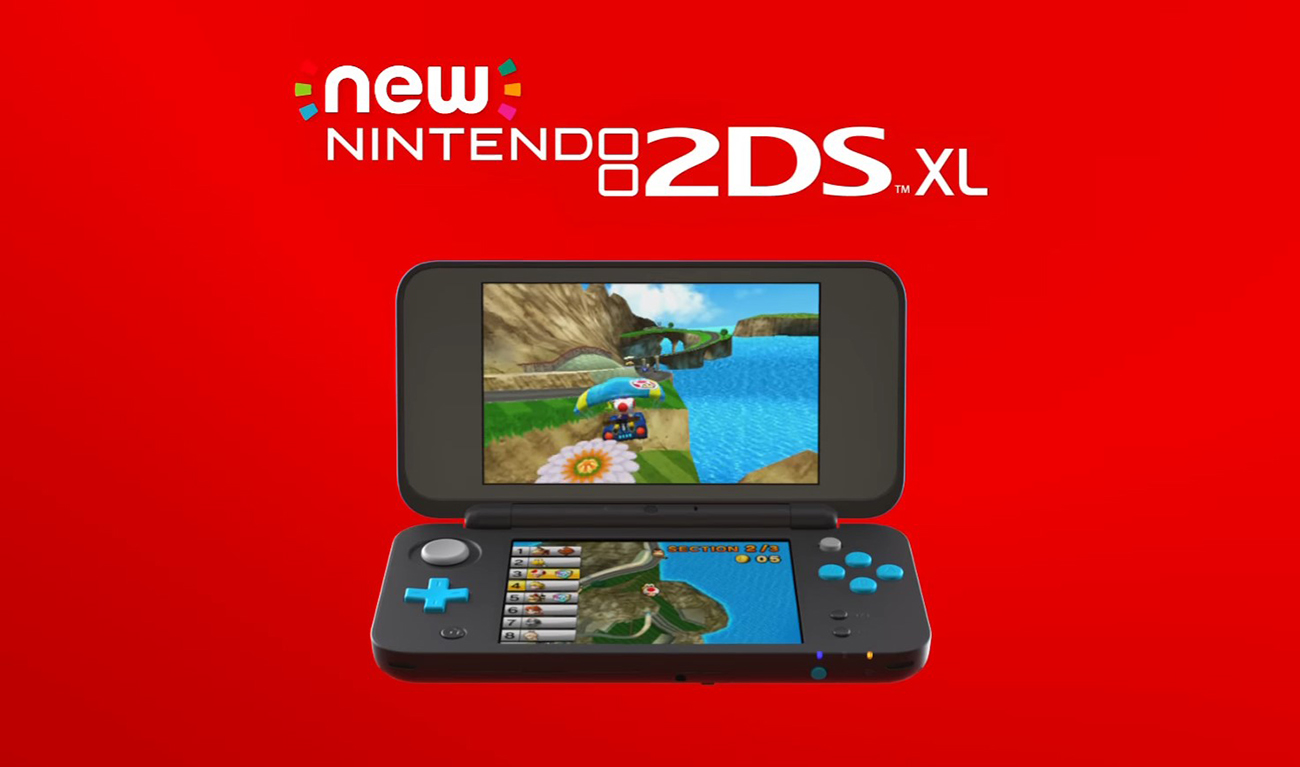 New 2DS XL – 01