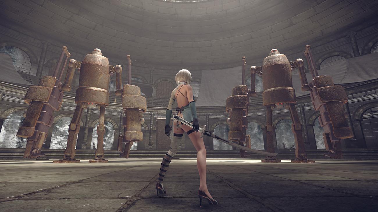 NieR Automata DLC – 01
