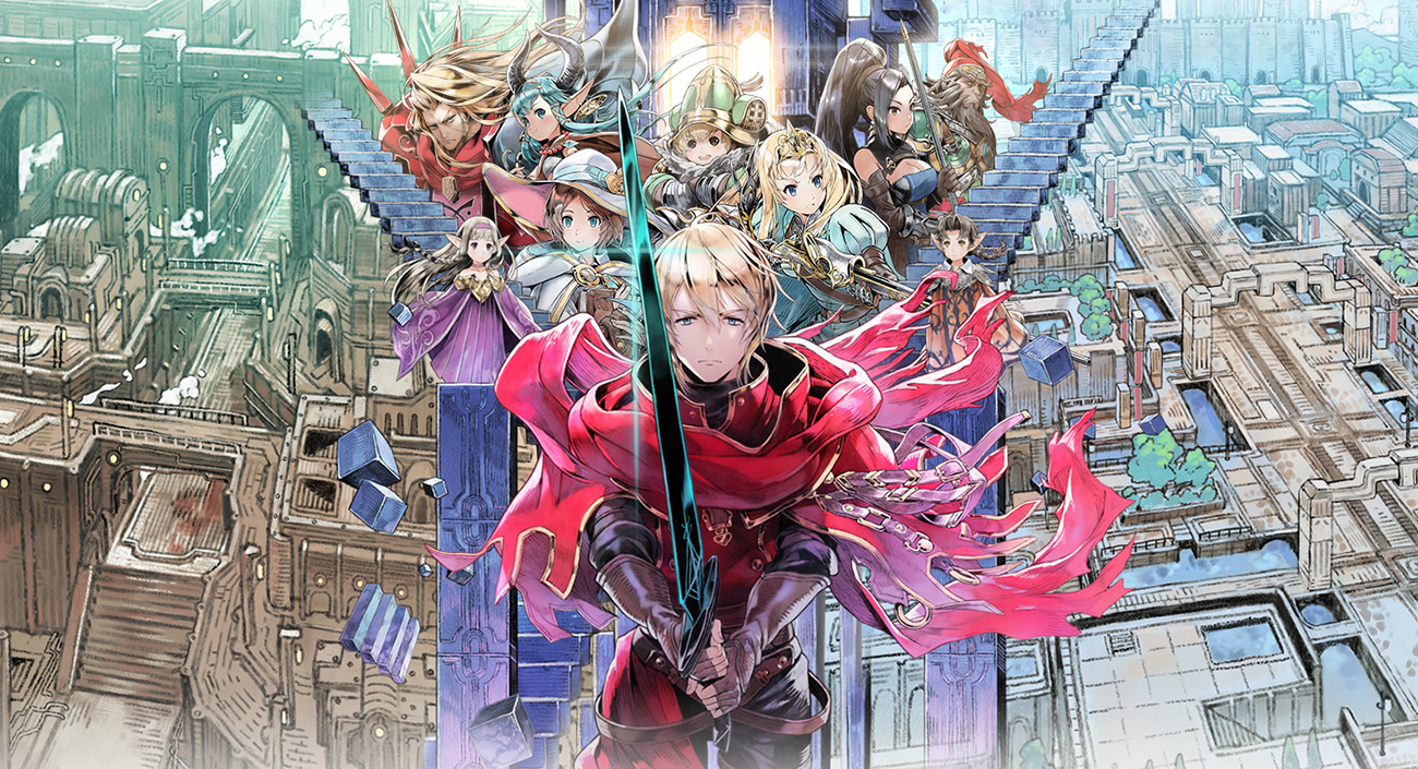 Radiant Historia Perfect Chronology – 01