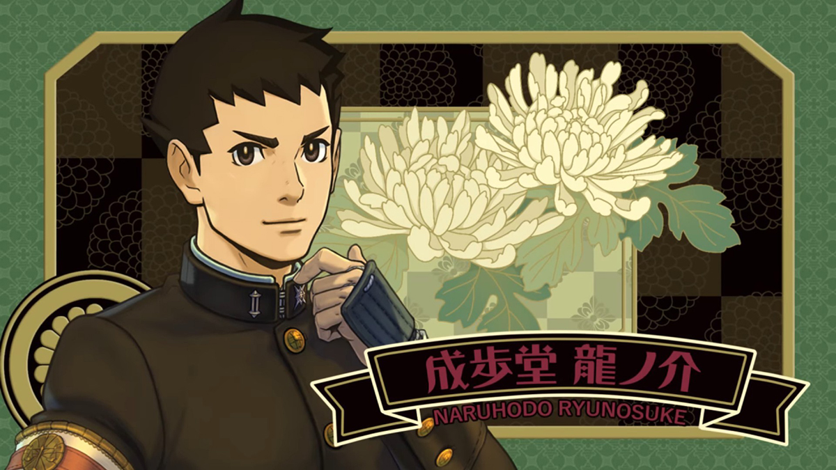 The Great Ace Attorney 2 – 01