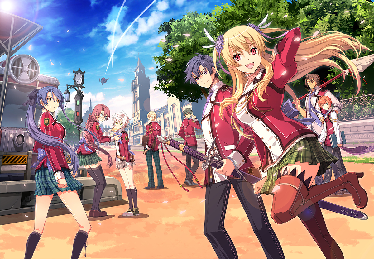 The Legend of Heroes Trails of Cold Steel – 01