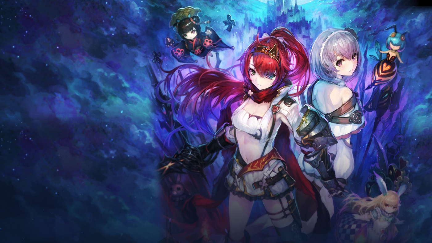 Nights of Azure 2 – 01