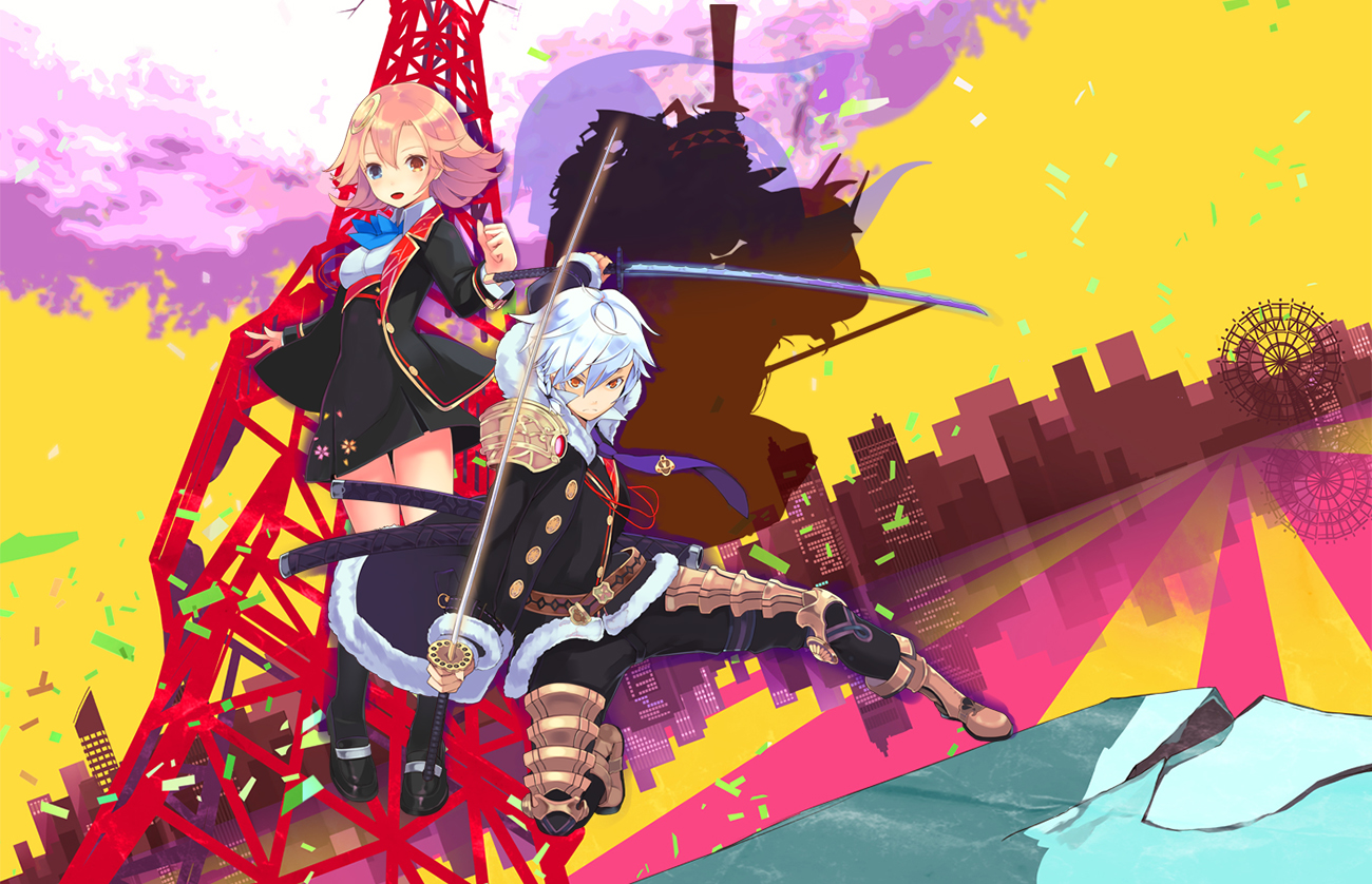 Operation Babel New Tokyo Legacy – 01