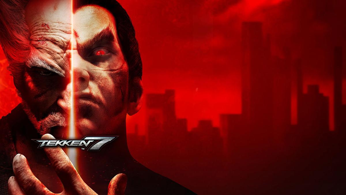 Tekken 7 – 01