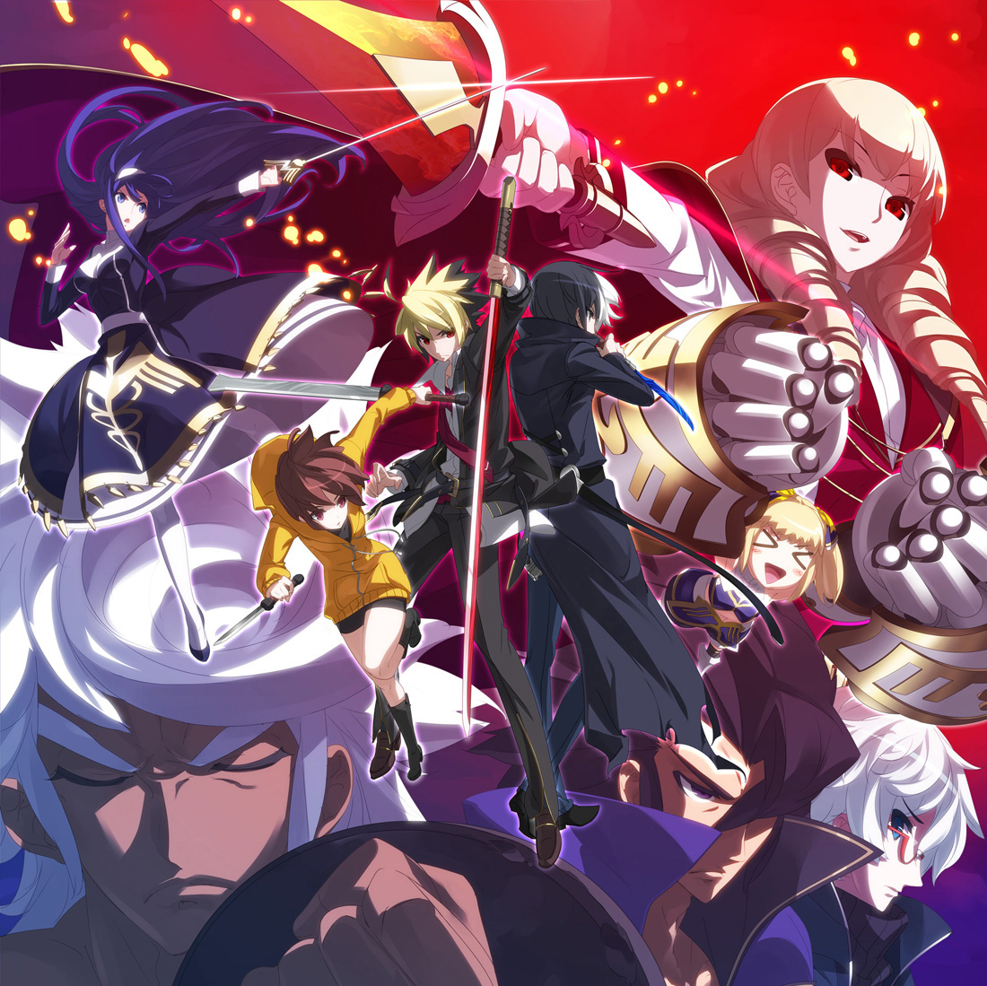 Under Night In-Birth Exe Late[st] – 00