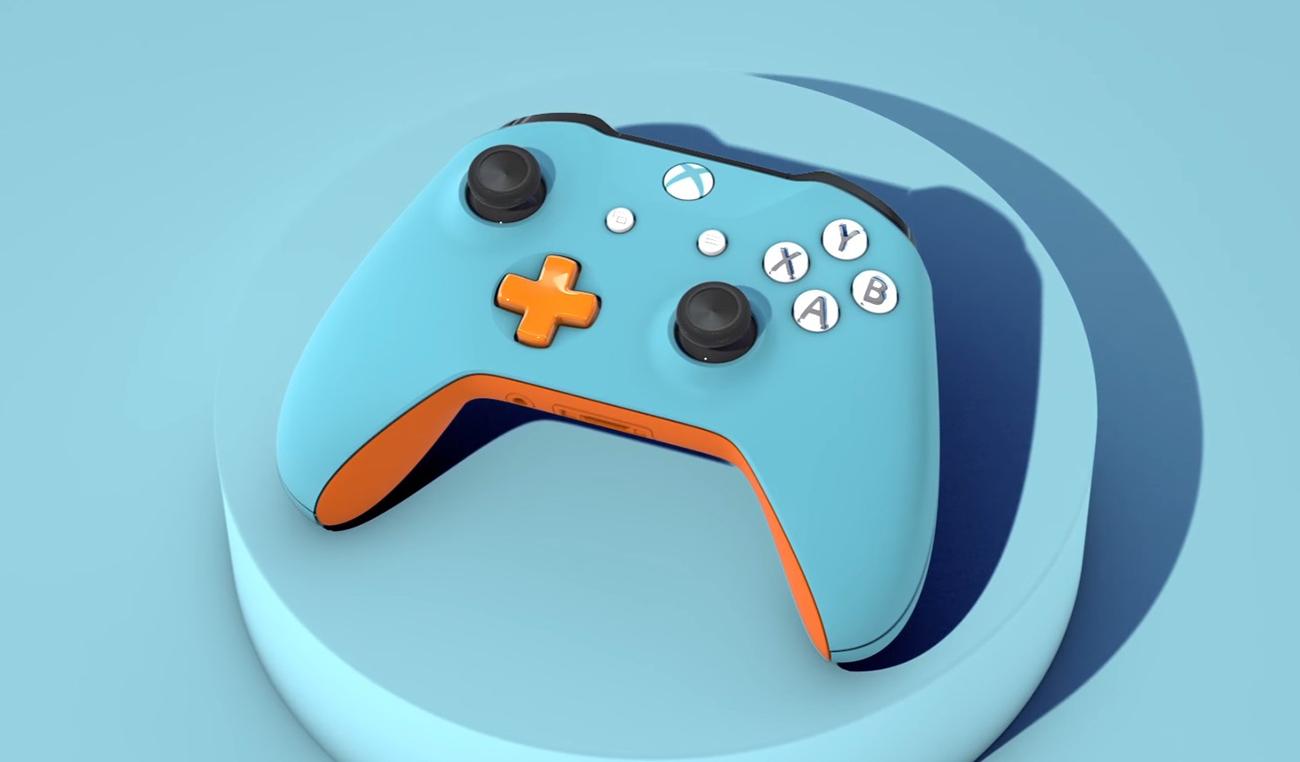 Xbox Design Lab – 01