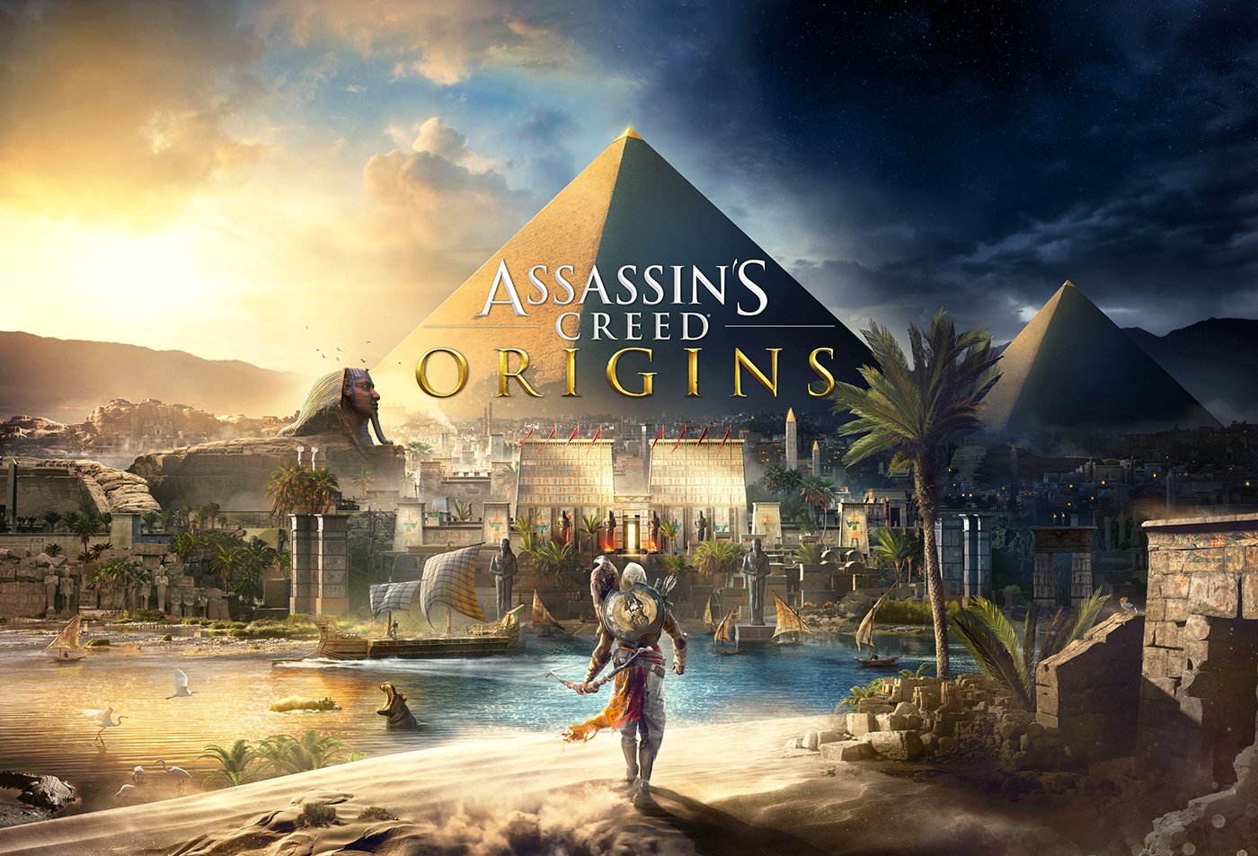 Assassin's Creed Origins – 02