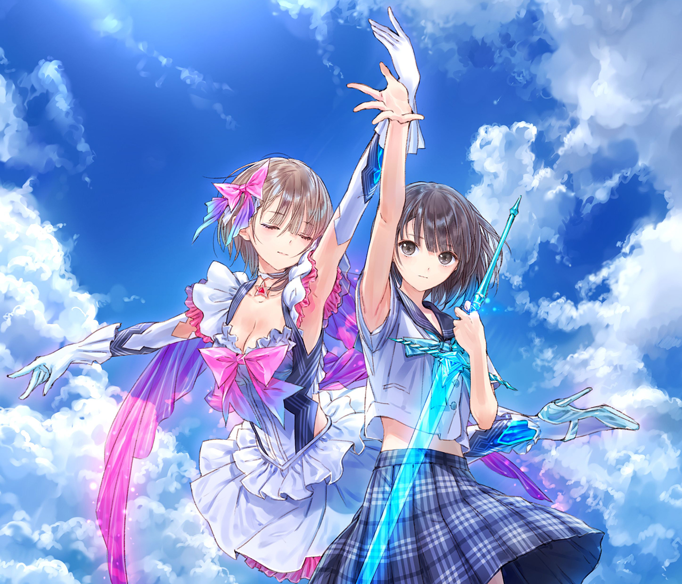 Blue Reflection – 00
