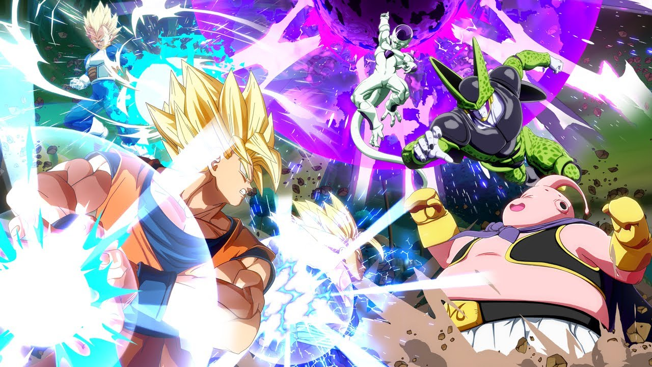 Dragon Ball FighterZ – 01