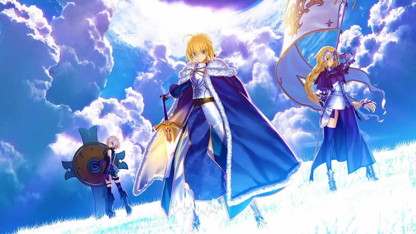 Fate Grand Order – 01