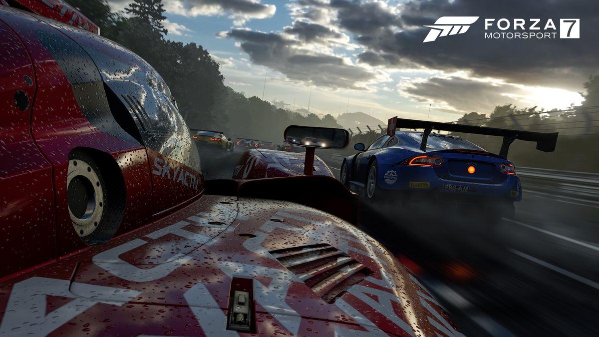 Forza Motorsport 7 – 01