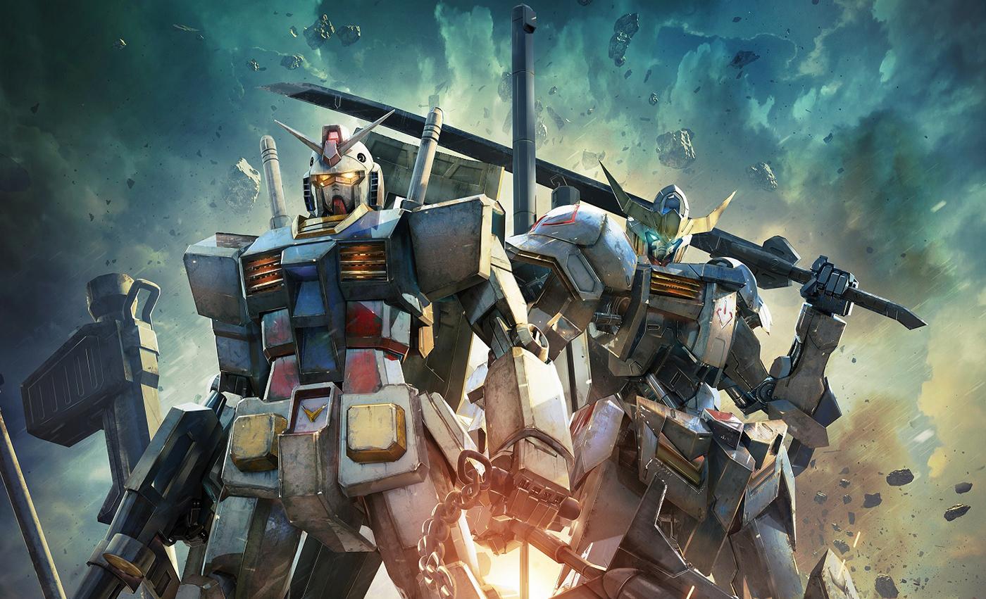 Gundam Versus – 01