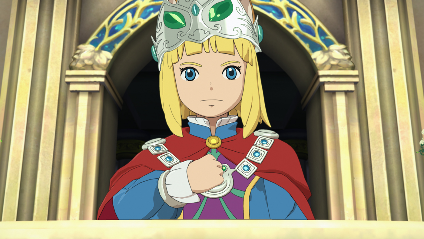 Ni No Kuni II Revenant Kingdom – 01