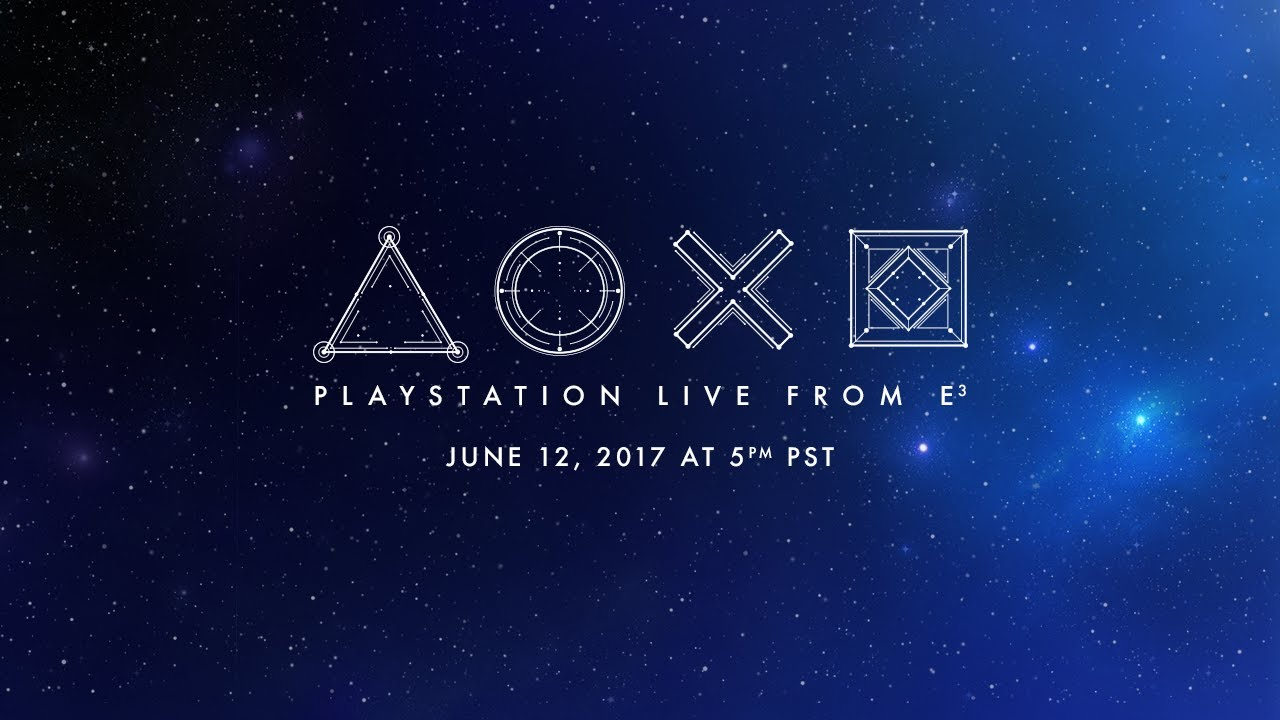 PlayStation E3 2017 – 01