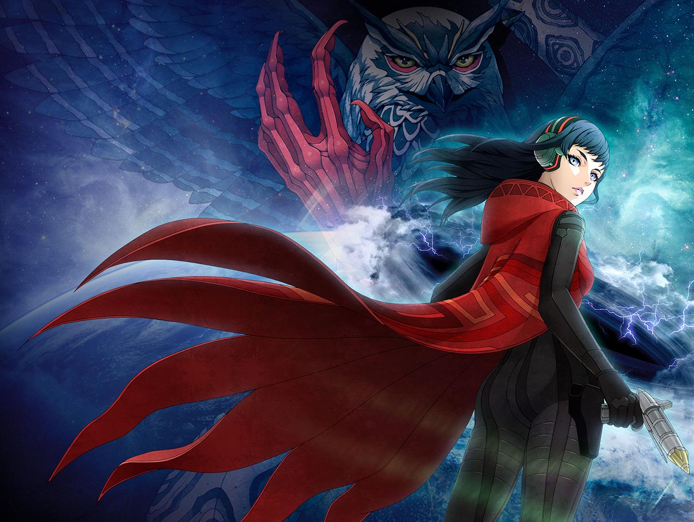 Shin Megami Tensei Strange Journey Redux – 01