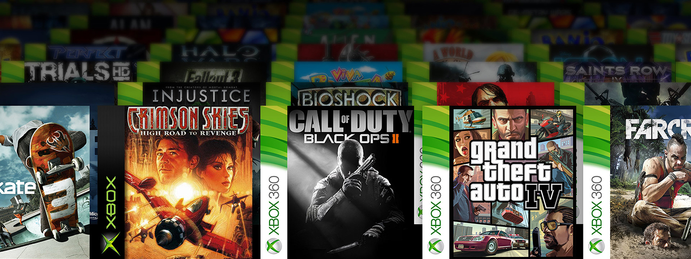 Xbox One Backward Compatible Games – 02