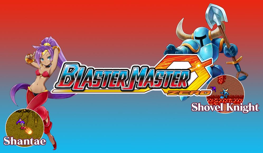 Blaster Master Zero – 01