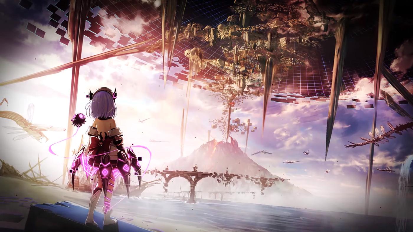 Death end re;Quest – 02