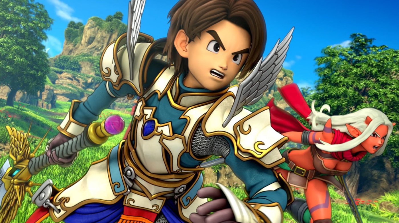 Dragon Quest X – 01