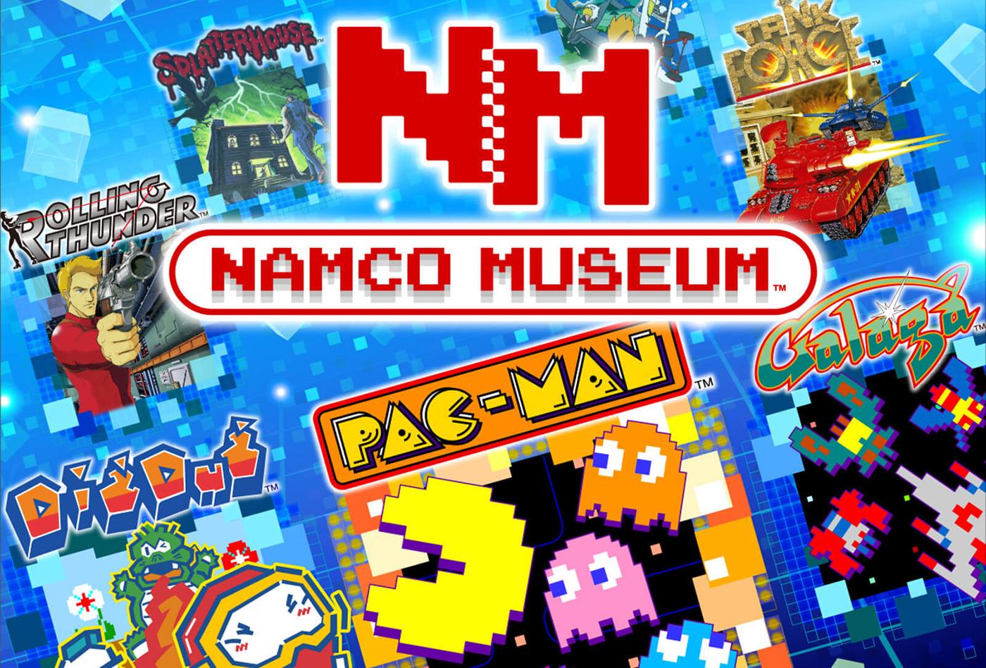 Namco Museum – 01