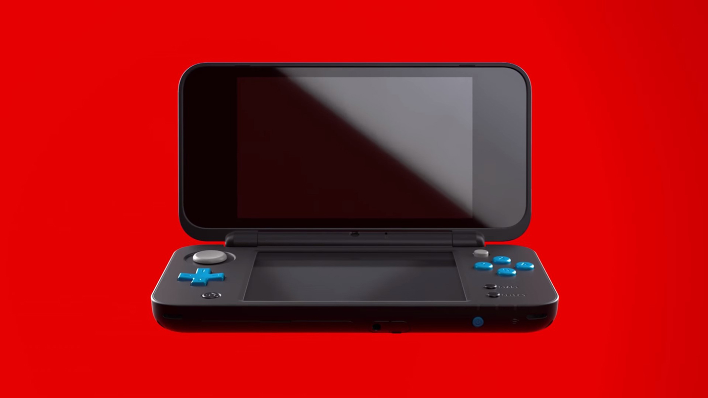New Nintendo 2DS XL – 01