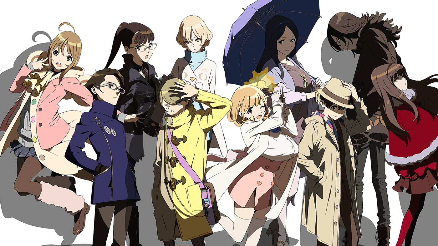 Occultic;Nine – 01