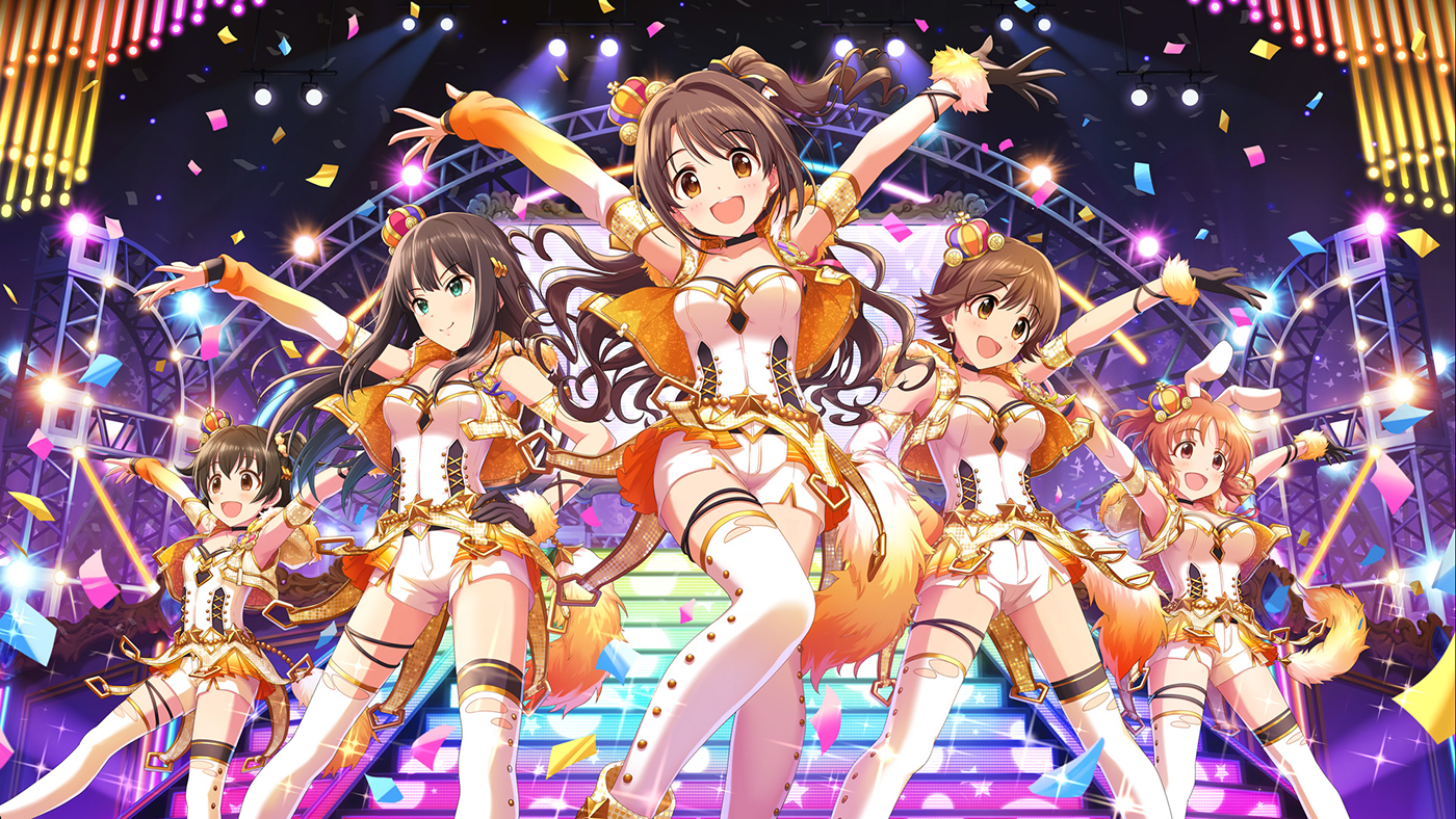 THE iDOLM@STER Cinderella Girls Viewing Revolution – 01