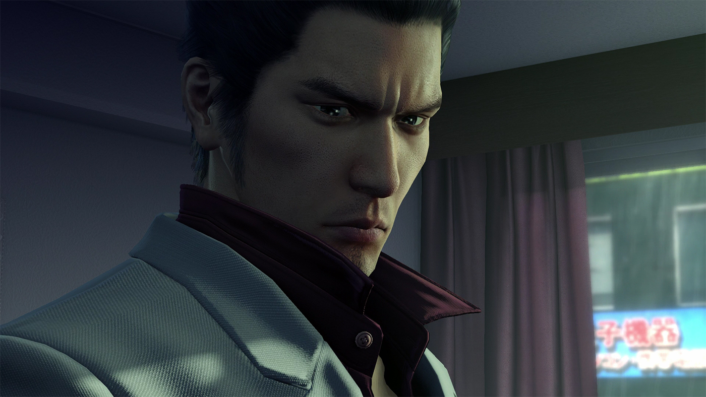 Yakuza Kiwami – 01
